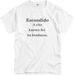 Escondido -Kindness T
