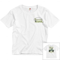 Youth Performance Place T-Shirt