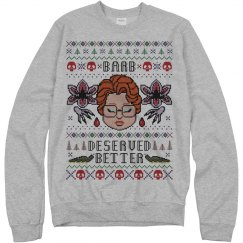 Barb's Ugly Christmas Sweater