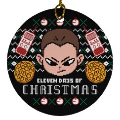 Stranger Christmas Ornaments
