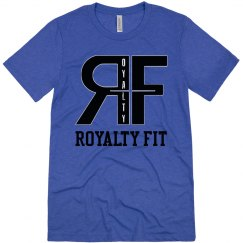 Unisex Triblend Tee Original Royalty Fit