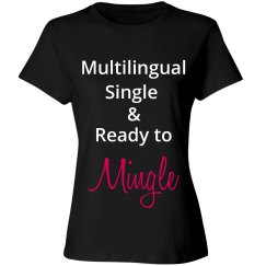 Multilingual Single Ready To Mingle Cotton up to 4X