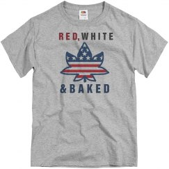 I'm Red, White, & Baked