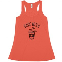 Basic Witch Halloween Tank Top