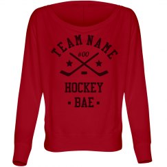 Hockey Team Girlfriend