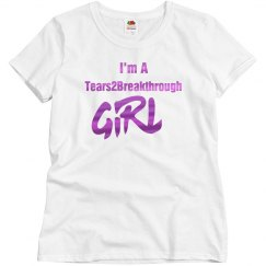 Tears2Breakthrough Girl