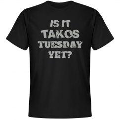 Takos Tuesday