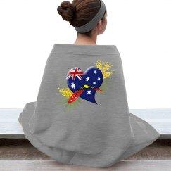 Australia Heart & Boomerang