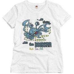 Mardi Gras Blue Crab