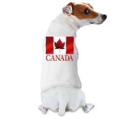Canada Dog Shirts