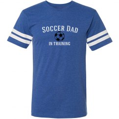 Soccer Dad in Training