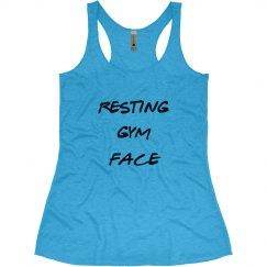 gym face