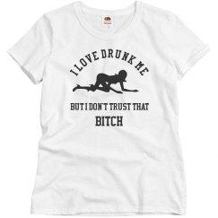 Women's Drunk Shirt