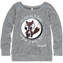 peace fox