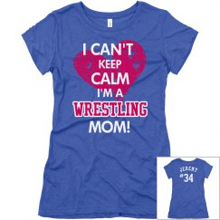 Calm Wrestling Mom