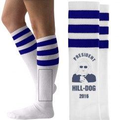 Hill Dog For President