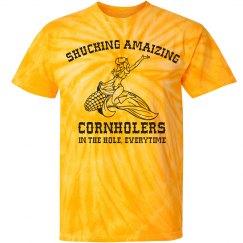 Corny Cornhole Team