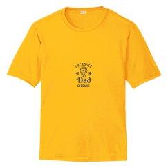 Customizable Star Lacrosse Dad