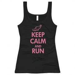 Keep Calm & Run