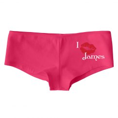 Kisses for James