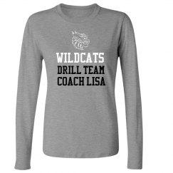 Wildcats Drill Team Tee