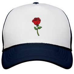 "Custom ""Rose"" Hat"
