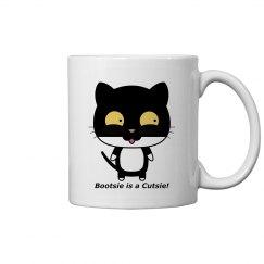 Cute Cat - 11oz Coffee Mug
