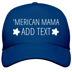 Patriotic 'Merican Mama