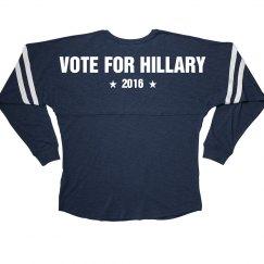 Vote For Hillary 2016 Billboard