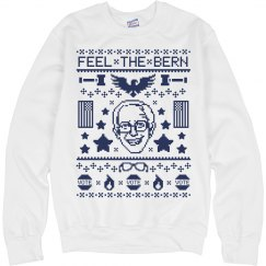 Berning Ugly Sweater