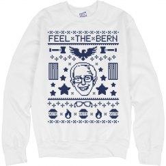 Berning Ugly Sweater