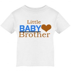 Little Baby Brother T-shirt