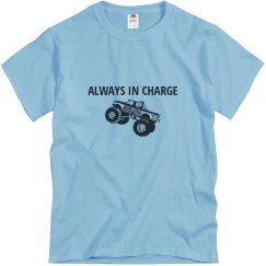 In Charge Short Sleeve Tee