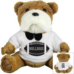 Team Plushie Bulldog