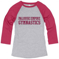 Ladies Raglan T