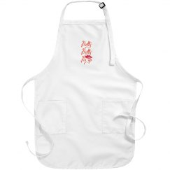 PRETTY PIN UP APRON