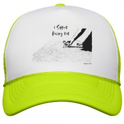 I Support Pulling Out - Neon Hat