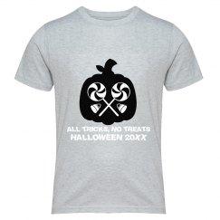 Custom Halloween Trick or Treat