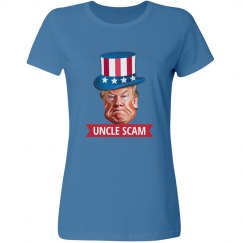 Donald Trump Uncle Scam Tee
