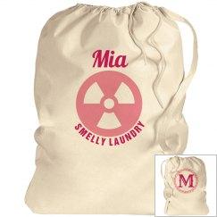 MIA. Laundry bag
