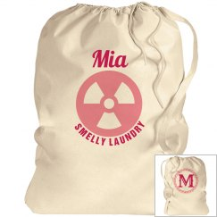 MIA. Laundry bag