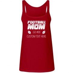Football Mom Sports Fan Tank