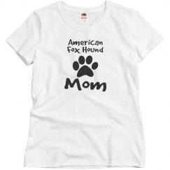 American Foxhound Mom