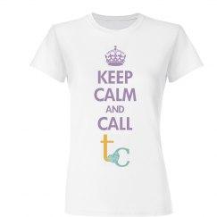 Keep calm and call tc