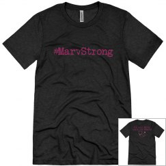 #MarvStrong- Never Leave