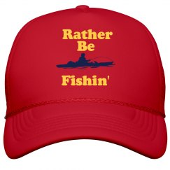 Rather Be Fishin'