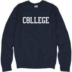 Theta College Sweatshirt