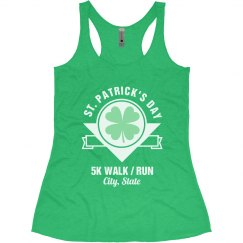 St. Patrick's Day 5K Run Walk