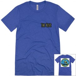 MENS - THE HIVE - ROYAL BLUE