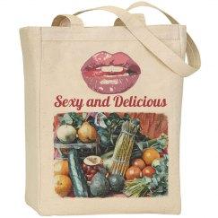 Vegetables - Canvas Bag